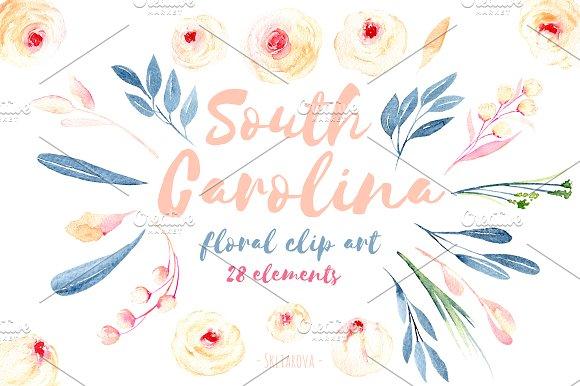 ''South Carolina''. Flo-Graphicriver中文最全的素材分享平台