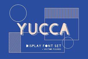 Yucca Display Font Set