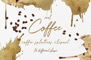 Coffee Splatters