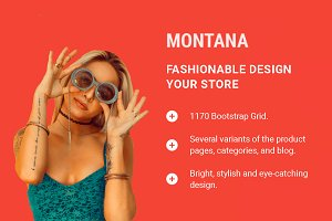 MONTANA - Bright and Modern Online S