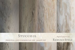Stucco 12 Photoshop Textures