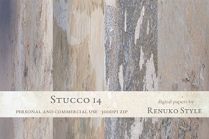 Stucco 14 Photoshop Textures