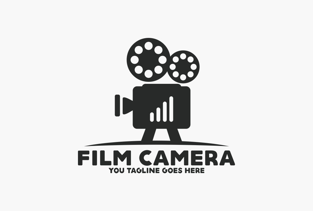 Film Camera ~ Logo Templates ~ Creative Market