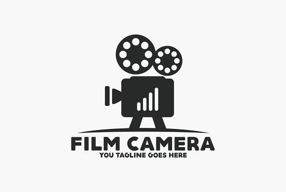 Camera logo font for Camera film logo