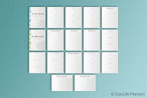 Five YEAR Plan for Big Happy Planner