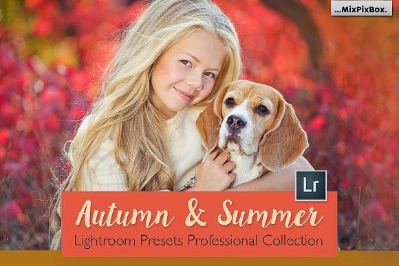 Autumn & Summer Lightroom C-Graphicriver中文最全的素材分享平台