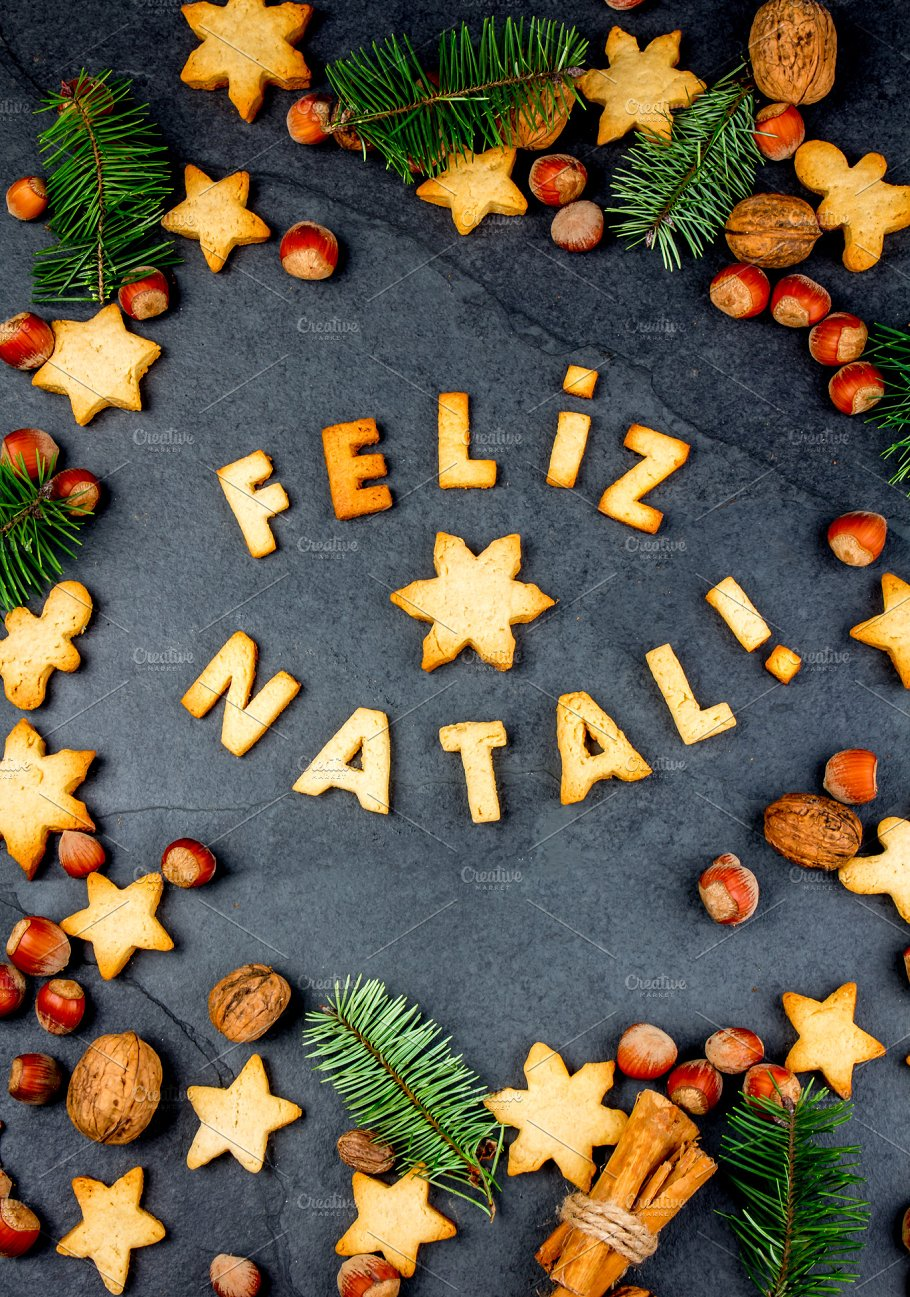 Merry Christmas In Portuguese