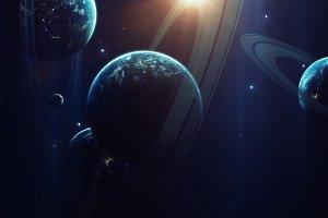 Cosmic image