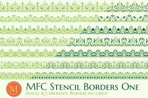MFC Stencil Borders One