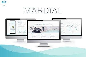 Mardial - Keynote Template