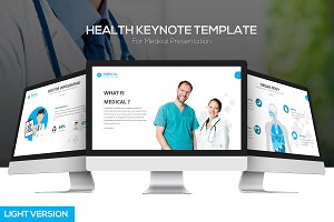 Health Keynote Template