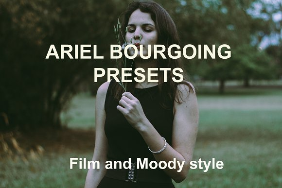 Ariel Bourgoing Presets Fil-Graphicriver中文最全的素材分享平台