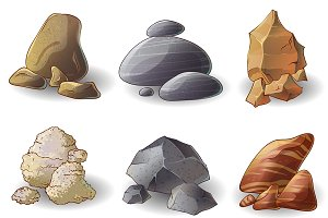 Rocks Stones Collection