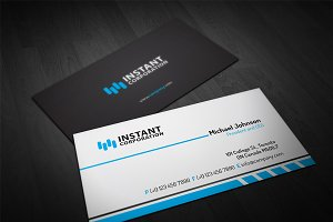 Corporate Business Card 24
