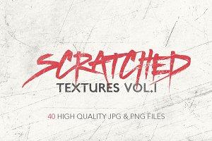 Scratched Textures Vol. 1