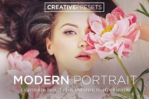 30 Lightroom Presets for Portrait