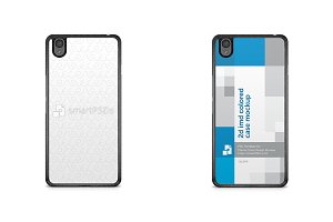 OnePlus X 2d IMD Colored Mobile Case