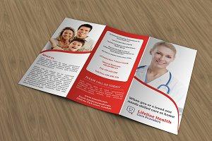 Medical Tri fold Brochure