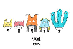 Arghh kids Collection