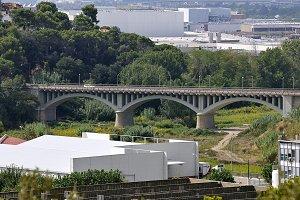 Bridge Montmelo
