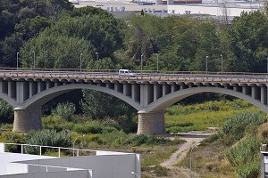 Bridge Montmelo