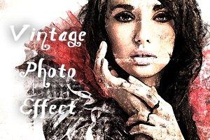 Vintage Photo Effect Vol 01