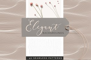 Elegant Background Patterns