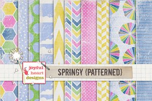 Springy {patterned} 20% off! :)