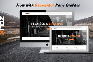 Zolix - Page Builder WordPress Theme