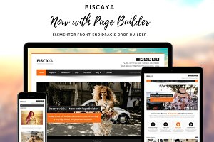 Biscaya for Wordpress