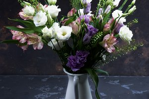 Elegant Flowers Bouquet