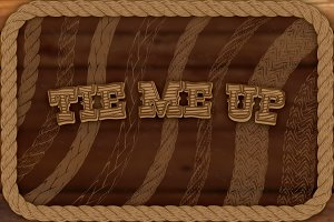 Tie Me Up - Rope | Vector
