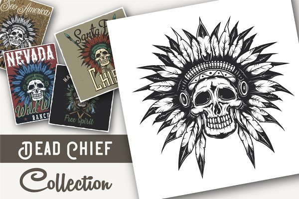 Dead Chief Collection