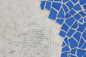 Broken Ceramic Tiles
