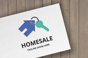 Home Sale Logo