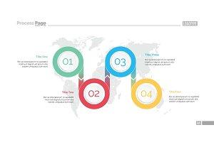 Four Options Logistics Slide Template