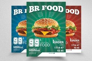 BR Food Flyer