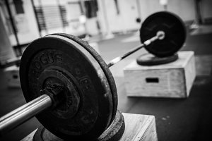 CrossFit Barbell Weights