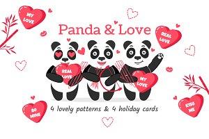 Panda & Love