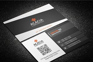 Niron Business Card