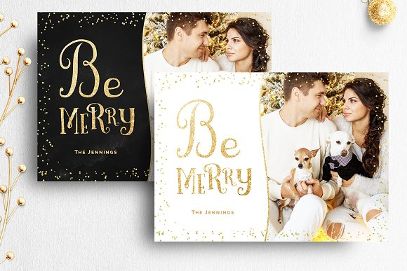 christmas card template photographer cards - Christmas Card Templates For Photographers