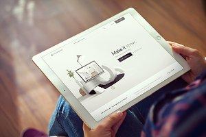 iPad Pro Mockups v5