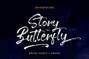 Story of Butterfly + Swash