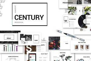 Century | Powerpoint Template