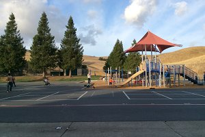 California School Playground