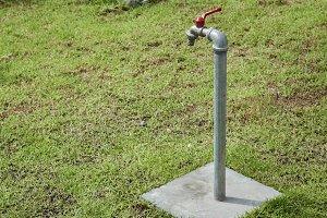 Water faucet and Outdoor Plumbing