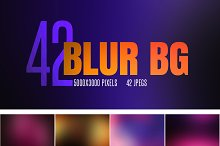 42 Blur Backgrounds