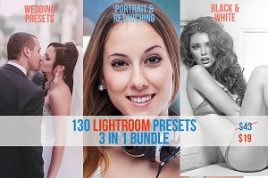 Pro Studio Lightroom Presets Bundle