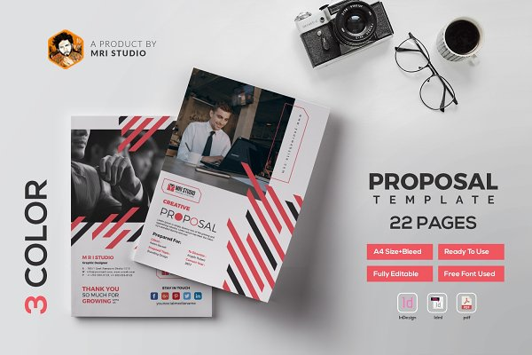 Creative Proposal Template