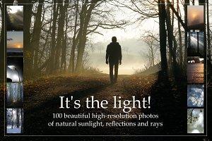 It's the light! 100 hi-res photos